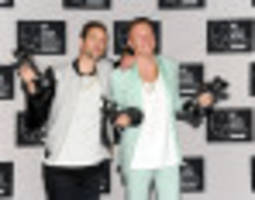 macklemore and ryan lewis were almost ineligible for the grammys' rap categories